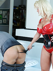 Alura Jenson in Sex with My New Boy Toy