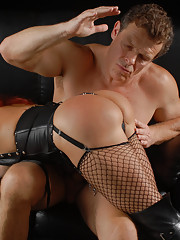 This is scene number 5 off my new DVD Fifty Shades of Vanessa Sexy Vanessa in Submissive