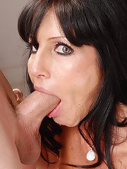 Hi all Im here with one of my boy toys and this one happens Tara Holiday in Big Cock