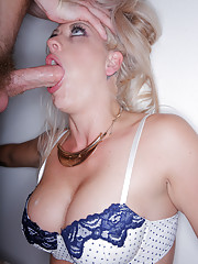 Holly dont need no stinkin condoms so she pulls it off Ryans cock and lets him fuck
