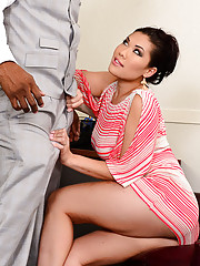 Prince Yahshua talks to his boss London Keyes. because he feels like he is being