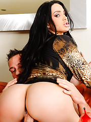 Amy Anderssen calls her employee Johnny Castle in to her office when she notices