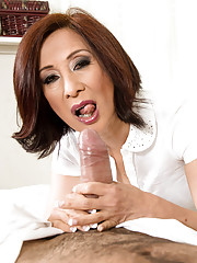 The Art Of Asian Cock Massage