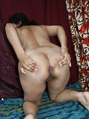 rupali bhabhi in her night suit stripping naked in front of camera