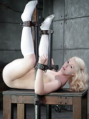 Ella Nova has a fantasy and shes come to us to have it fulfilled. She wants to feel
