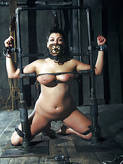 If ever a girl found herself in an Infernal situation it is Dana Vixen right now.