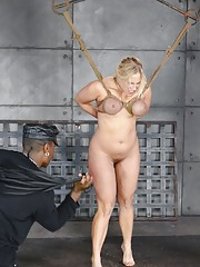 Angel Allwood needs a place to get her rope bondage fix. There is no place better
