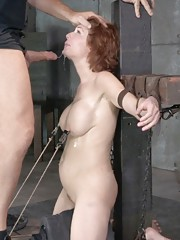 Big breasted redheaded sluts get the very best that we can offer. And Veronica Avluv
