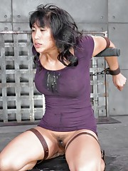 Everybody loves Mia Li. She is bubbly eager and loves to fuck. Too bad for this hot