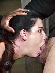 They do not come much hotter or eager then India Summer. She knows her way around