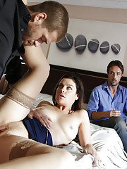 Sexual tensions explode when Richie invites his friend Xander over to spend one night