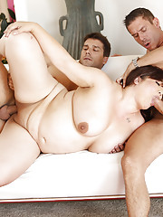 Kelly Shibari was in need of cock to fulfill her craving tits mouth and pussy. Luckily