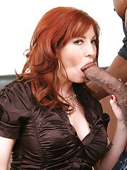 Brittany OConnell loves big fat cocks. Who better to split her in two then Shane