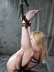 Darling has been featured on a few of our other sites but she has never had the full