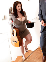 The Busty Busker