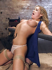 Innocent girl next door Blair Williams is dominated and fucked hard by Tommy Pistol