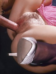 Mandy is a slut who has discovered a horny new game with her boss