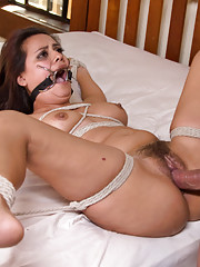 Sexy Selma Sins is caught in a dirty deal between her Mothers underground dealings