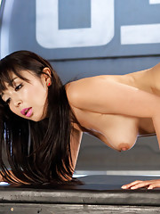 Marica Hase gets her first taste of fucking machines and now she wants more!!
