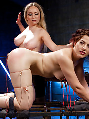 Aiden Star takes Ingrid Mouths fisting virginity! Watch Ingrid submit to predicament