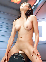 Super hot babe is fucked into total exhaustion and full satisfaction!