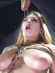 Mila Brite has fantasies of being taken in a dark alley and turned into a captive
