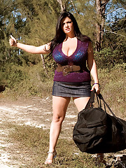 One Hot Hitchhiker