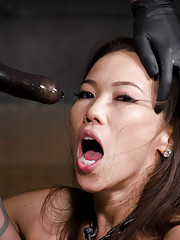 Kalina Ryu is an insatiable sex demon. You can fuck her endlessly but she will never