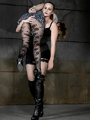 Girl on girl is the most sensual form of bondage. A woman knows exactly how to satisfy