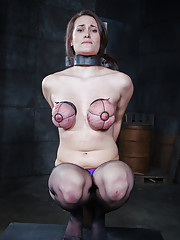 Whats got Rylie Kay riled up? Mostly the intense tit torture that she is going to
