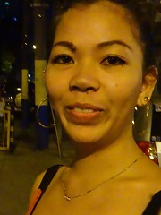 Slender Pinay takes hot load to the face in seedy hotel