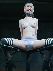 Anna Tyler is new to the world of Infernal Restraints but if we have anything to