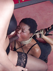 A Realtime Bondage live show isnt for every model only for the most dedicated bondage