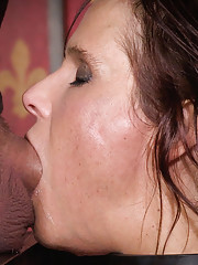 Sexy Syren De Mer is vying for the title of MILF queen but if she wants to take the