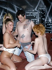 Northern swingers get freaky!