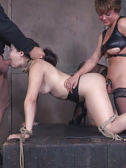 Yhivi cant stop cumming over and over on cock. If deep throating was an olympic sport