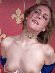 We thought Sierra Cirque might just be a sexy pain slut so when she came back for