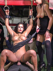 Susy Gala is the perfect slutty fuck doll ready to serve the public.