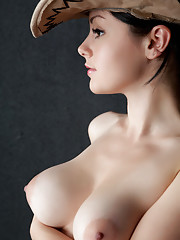 With an adorable face and gorgeous curvy body with soft and silky skin and large