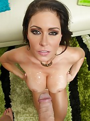 Jessica is a sexy porn star thats perfect for todays POV update. Just look at those