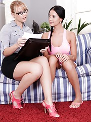 Older Women Crave Young Girls 03 Scene 01
