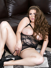 Alex Loves Lingerie that Gives You Easy Access