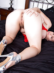 Red Hot and Ready to Orgasm for You