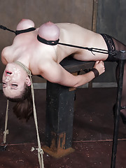 We throat board Iona Grace without mercy and only after we have railed her pretty