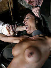 Natalia is punished daily by a prison doctor and guard. Shes been sentenced to lifelong