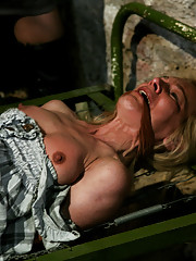 Mirela is caught on the grounds of Reverend Mothers property. A camera is found in