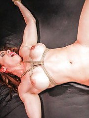 The hot and horny Kylie Rogue has played in our dungeon a few times kink deepthroat