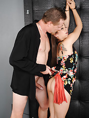 Ziggy Star has some behavior problems and heads to a sex dungeon for some counseling
