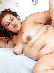 Mature BBW sucks a big dick before she takes it deep inside her plump pussy