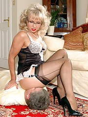 My pet has been very naughty lately and I reckon he needs to be taught a lesson.
